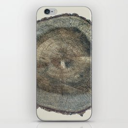 Stump Rings iPhone Skin
