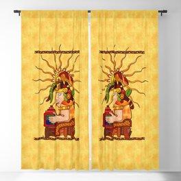 Encantador De Serpientes AZTEC Blackout Curtain