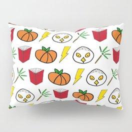 Books and Owls Pillow Sham