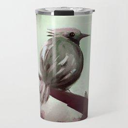 For the ones bird Travel Mug