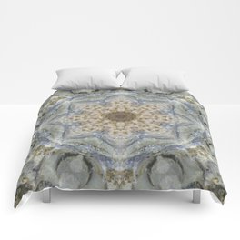 Rock Surface 1 Comforters