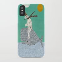 sailing iPhone & iPod Cases featuring sailing by bri.buckley