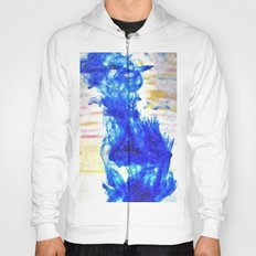 Paint in Water Abstract Hoody