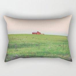 Distance and Time Rectangular Pillow