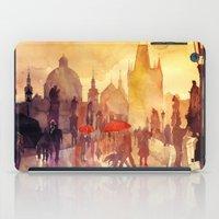 takmaj iPad Cases featuring Charles Bridge by takmaj