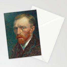 Vincent van Gogh - Self-Portrait, 1887 Stationery Cards