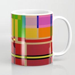 PIXEL MAP Coffee Mug