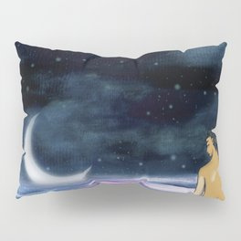 Stars cant shine without Darkness Pillow Sham
