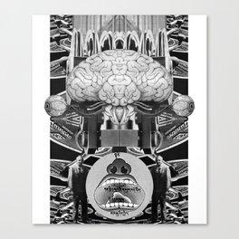 Novo Uomo Canvas Print