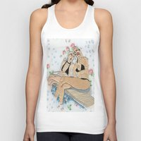 pool Tank Tops featuring Pool by Spider's Paw