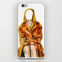 tenenbaum iPhone & iPod Skins featuring Classic Margot Tenenbaum  by obtuseboy