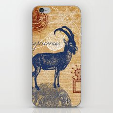 capricornus | steinbock iPhone & iPod Skin