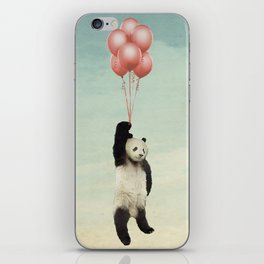 pandaloons iPhone Skin