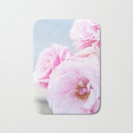Blushing Roses Bath Mat