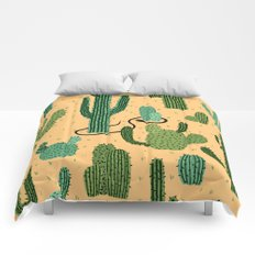 The Snake, The Cactus and The Desert Comforters