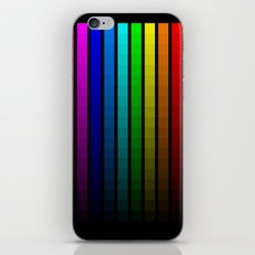 Color scale iPhone & iPod Skin
