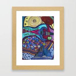 The Journey 2 Framed Art Print