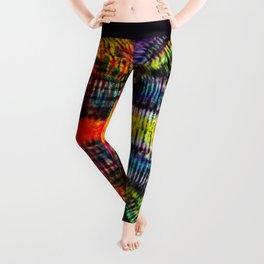 Moving on Up Tie Dye Leggings