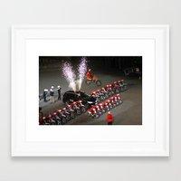 military Framed Art Prints featuring Military Display  by ShonaLLambert