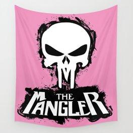 Punish the Mangler Wall Tapestry