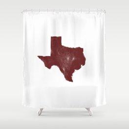 The Texas Are We - Shanna Shower Curtain