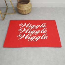 Wiggle Wiggle Wiggle Rug