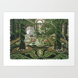 Invented memories #6 Art Print