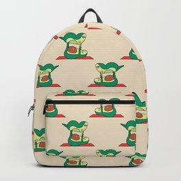 Acroyoga Avocado Backpack