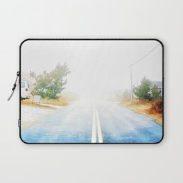 Walk the line Laptop Sleeve