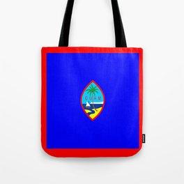 Guam country flag Tote Bag