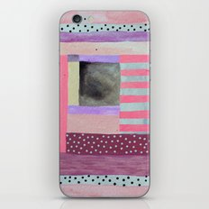 Dots and Stripes  iPhone & iPod Skin