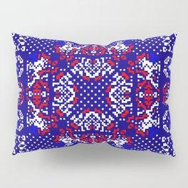 """""""Snowflakes"""" series #5 Pillow Sham"""