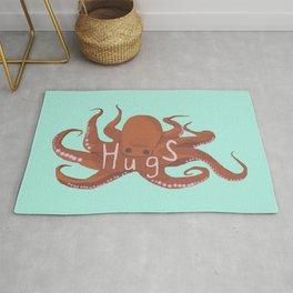 Octopus Hugs Rug