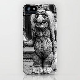 Norwegian Troll iPhone Case