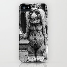 Norwegian Troll iPhone Case
