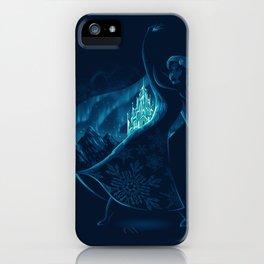 Frozen - Act of True Love iPhone Case