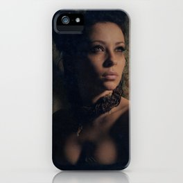 Olive iPhone Case