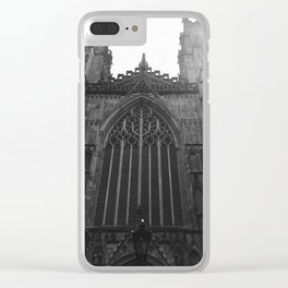 York Minster Abbey 2 Clear iPhone Case