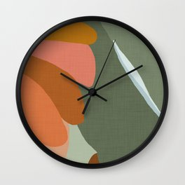 Floria V3 Wall Clock