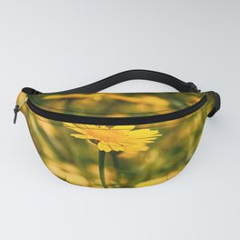 Yellow Dreams - Colorful Fanny Pack