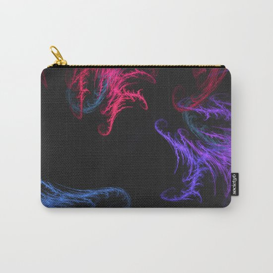 Cool Winds Abstract Carry-All Pouch