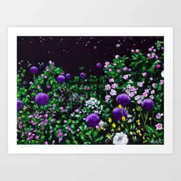 """Summer Symphony"" Art Print"