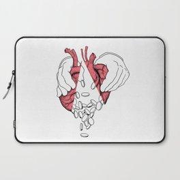money or love Laptop Sleeve