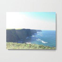 Cliffs of Moher, Ireland Metal Print