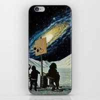 space jam iPhone & iPod Skins featuring Space Jam  by Daniel Madeline