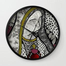 Nossa Senhora Wall Clock