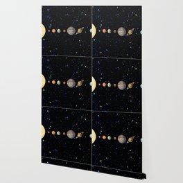 Planetary Solar System Wallpaper