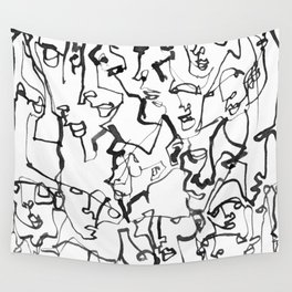 Under Pressure Wall Tapestry