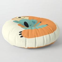 Stick Together Floor Pillow