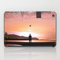 cityscape iPad Cases featuring Cityscape by Enkel Dika